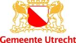 UTR 095 logo Gemeente Utrecht FC wit schild